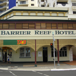 The Barrier Reef Hotel - Accommodation Batemans Bay