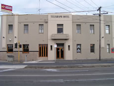 The Telegraph Hotel Geelong