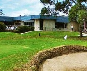 Vincentia Golf Club - Accommodation Batemans Bay