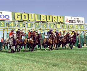 Goulburn and District Racing Club - Accommodation Batemans Bay