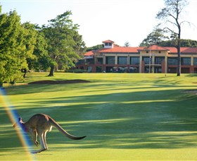 Royal Canberra Golf Club - Accommodation Batemans Bay