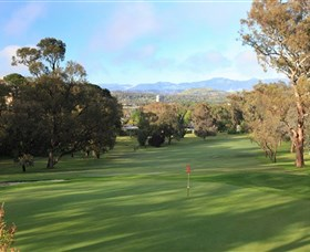 Federal Golf Club - Accommodation Batemans Bay