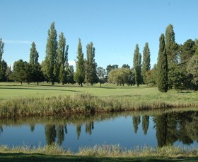 Goulburn Golf Club - Accommodation Batemans Bay