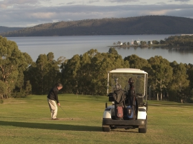 North West Bay Golf Club - Accommodation Batemans Bay