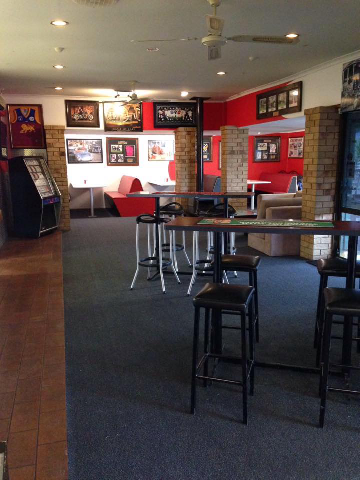The Back Page Sports Bar  Grill - Accommodation Batemans Bay