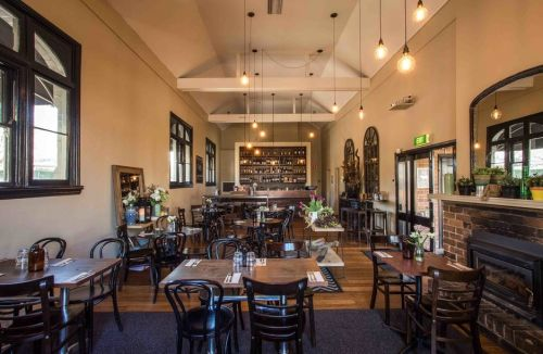 Union Bank Wine Bar - Accommodation Batemans Bay