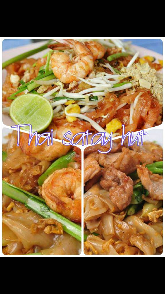 Thai Satay Hut - Accommodation Batemans Bay