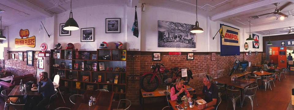 Roadies Cafe - Accommodation Batemans Bay