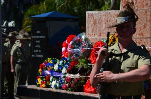Anzac Day Charters Towers - Accommodation Batemans Bay