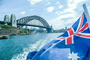 Australia Day Lunch and Dinner Cruises On Sydney Harbour with Sydney Showboats - Accommodation Batemans Bay