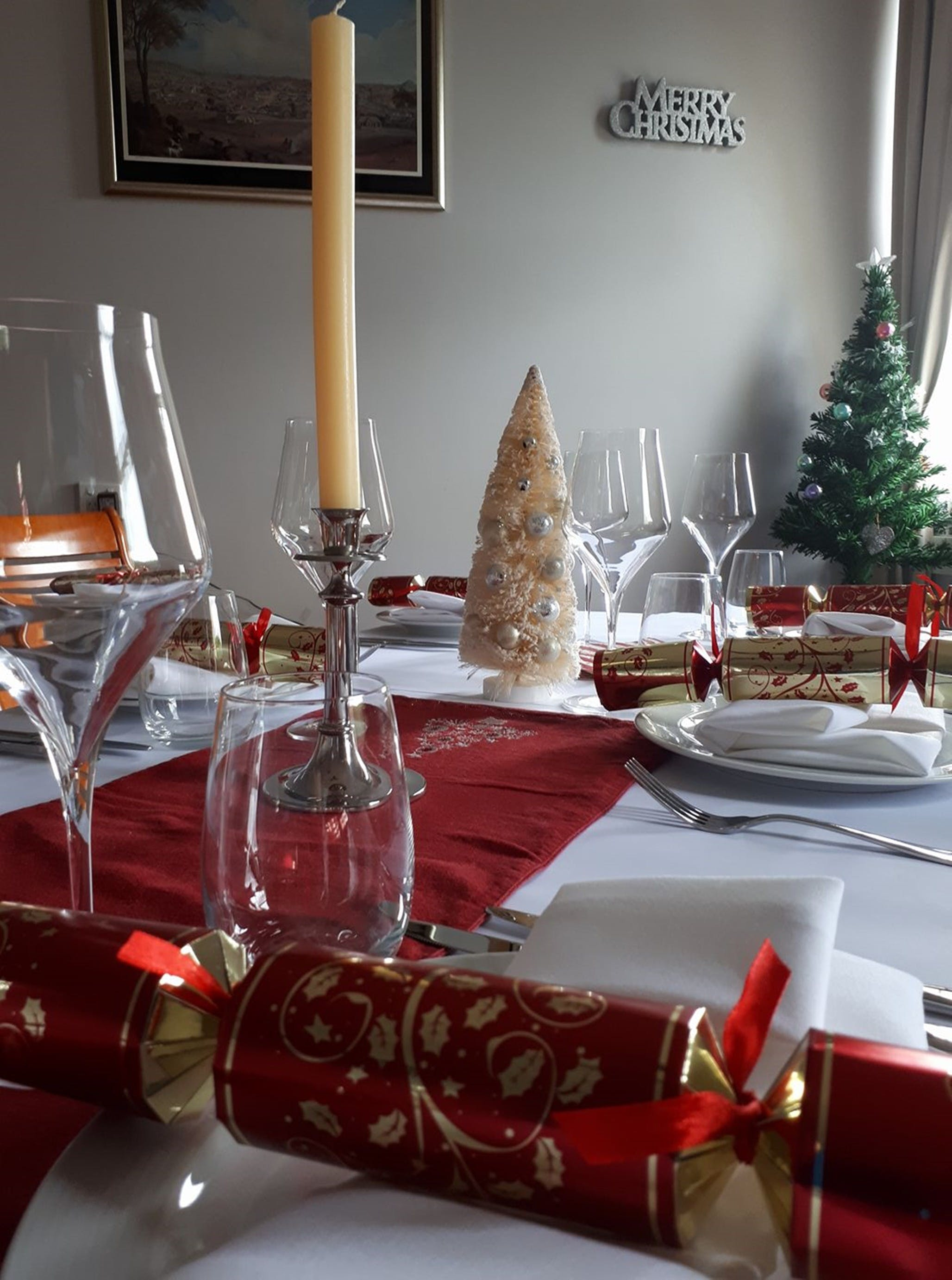 Christmas Day Lunch - Accommodation Batemans Bay