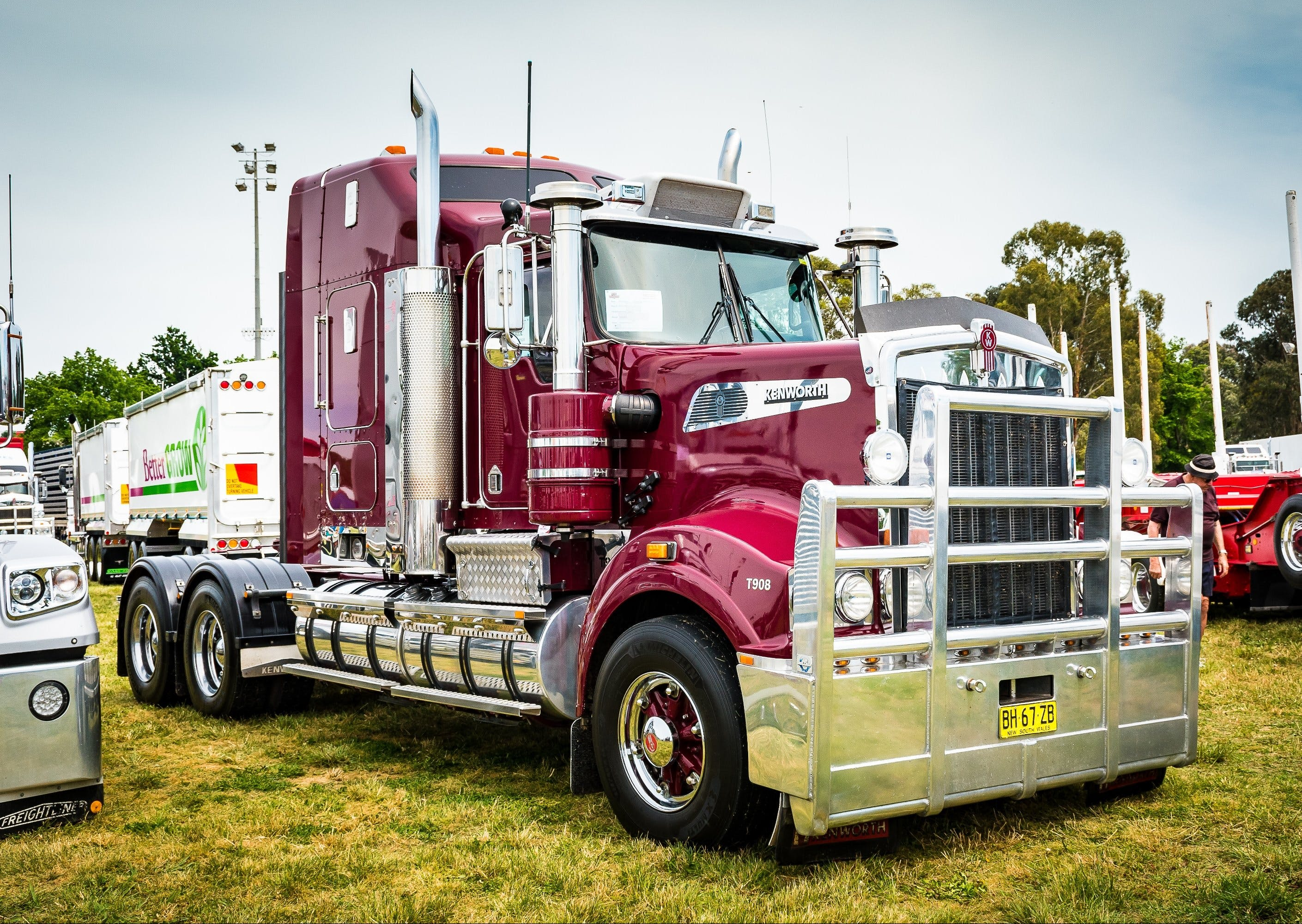 Dane Ballinger Memorial Truck Show - Accommodation Batemans Bay