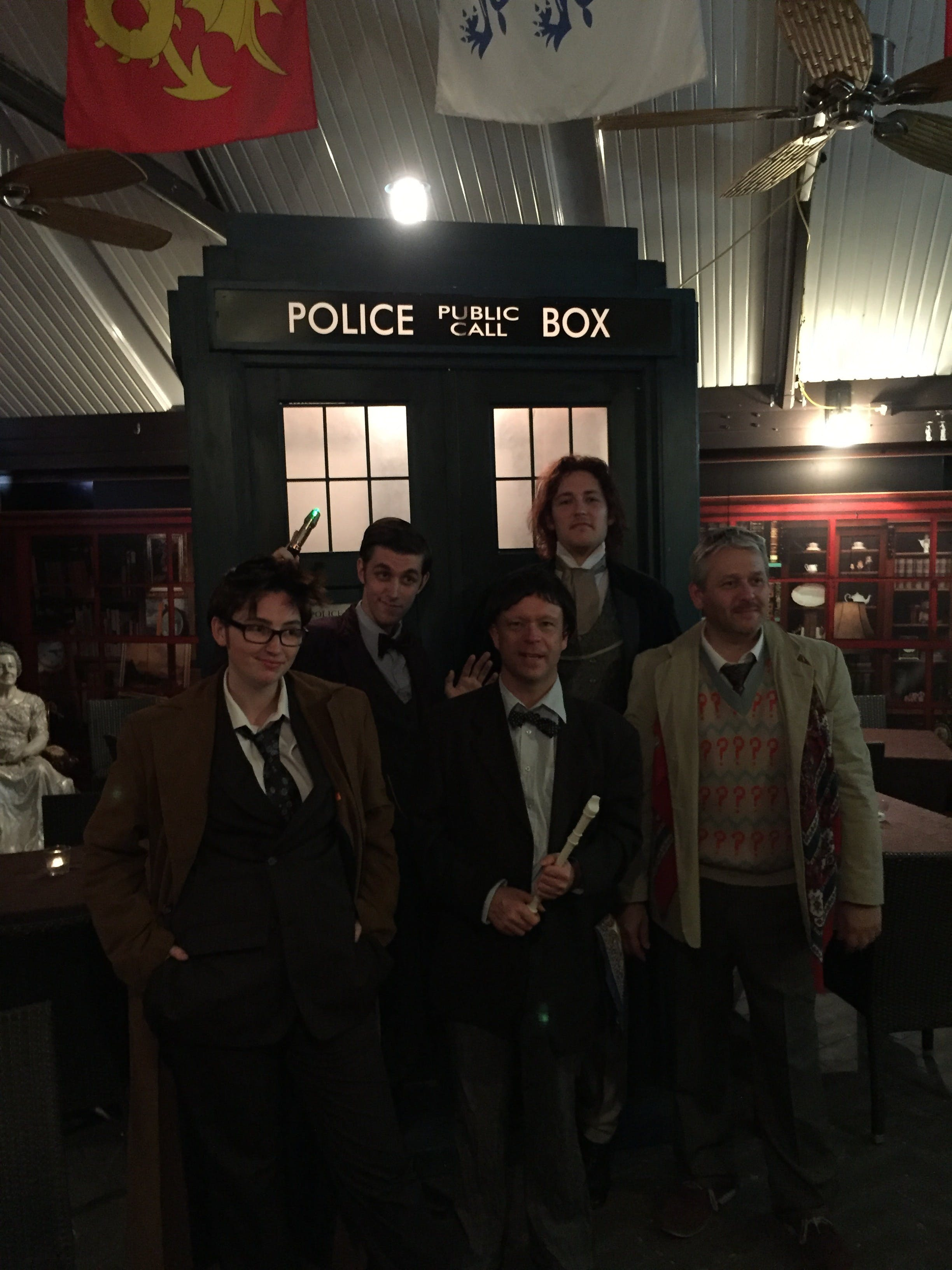 Dr Who Quiz Night - Accommodation Batemans Bay