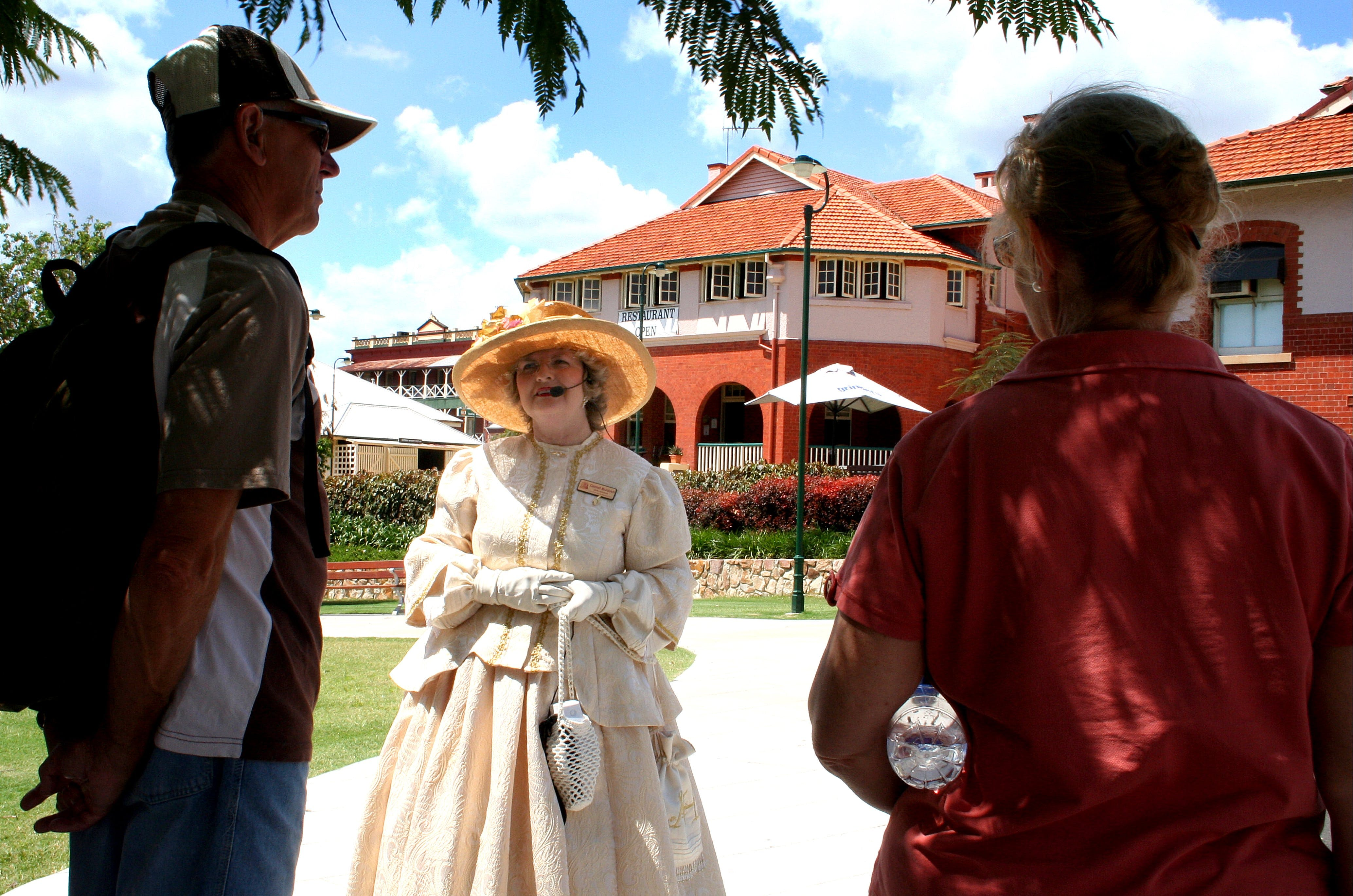 Free Guided Maryborough Heritage Walk Tour - Accommodation Batemans Bay