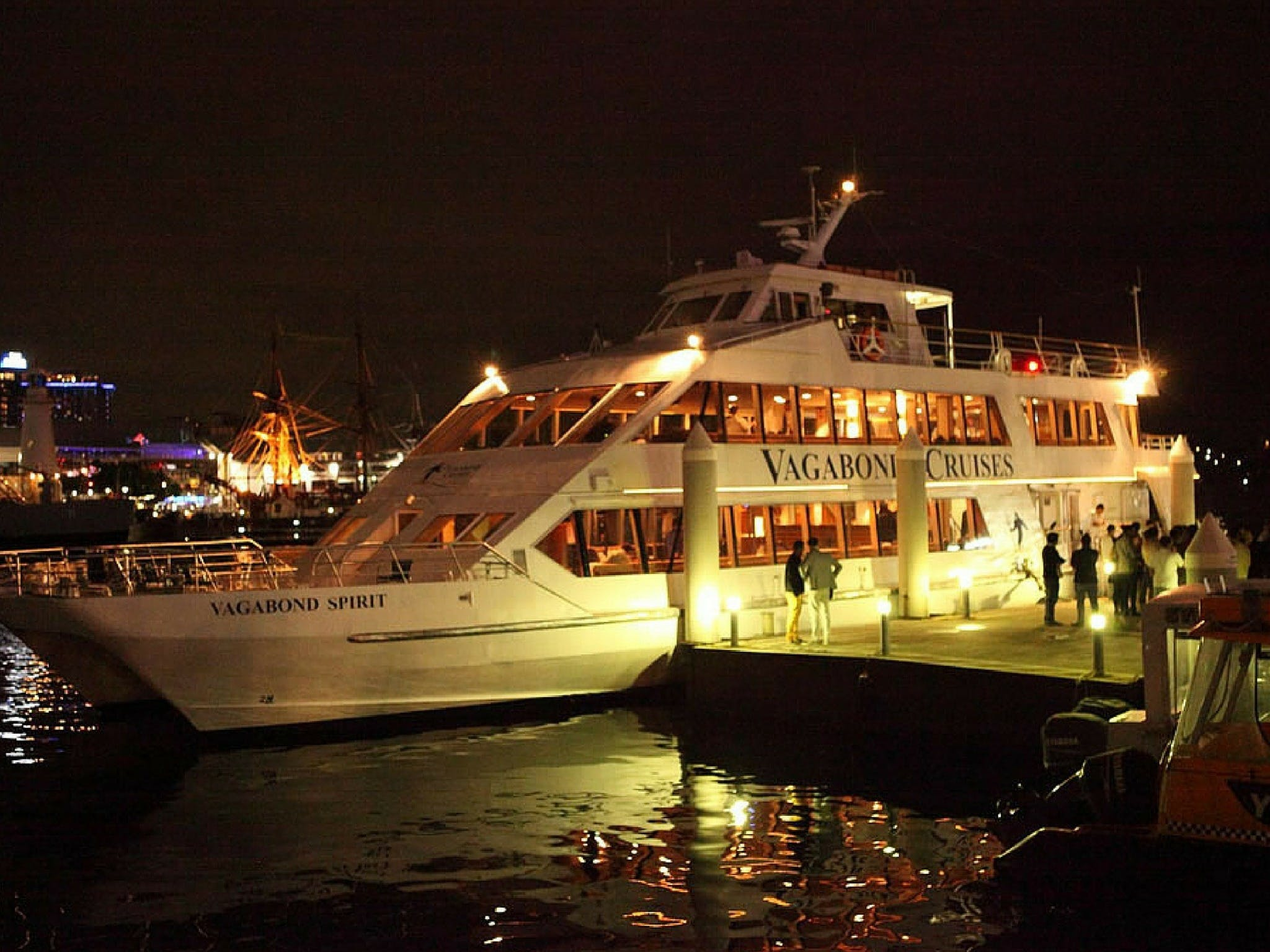 Halloween Party Cruise - Accommodation Batemans Bay