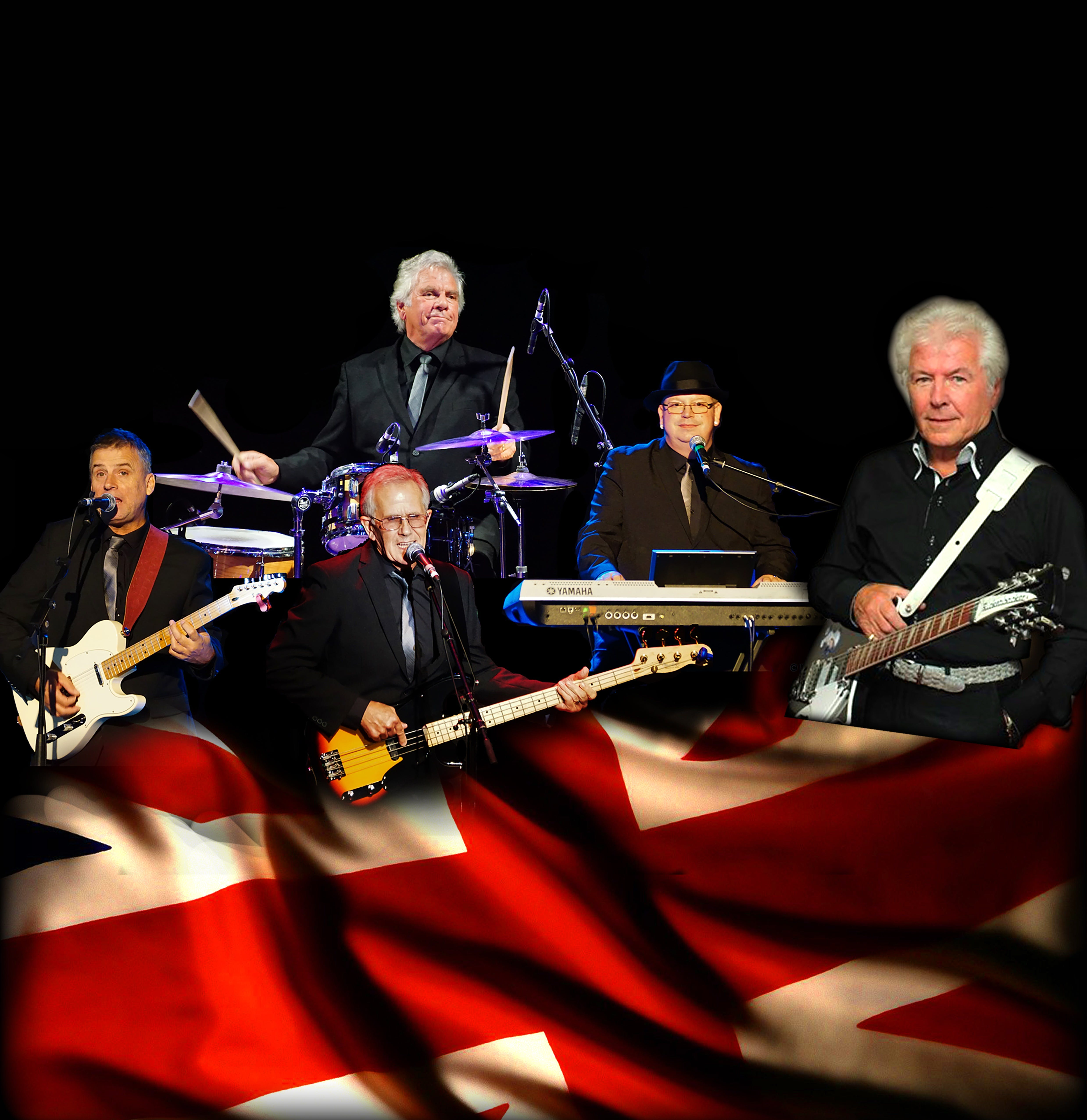 Herman's Hermits with Special Guest Mike Pender - The Six O'Clock Hop - Accommodation Batemans Bay