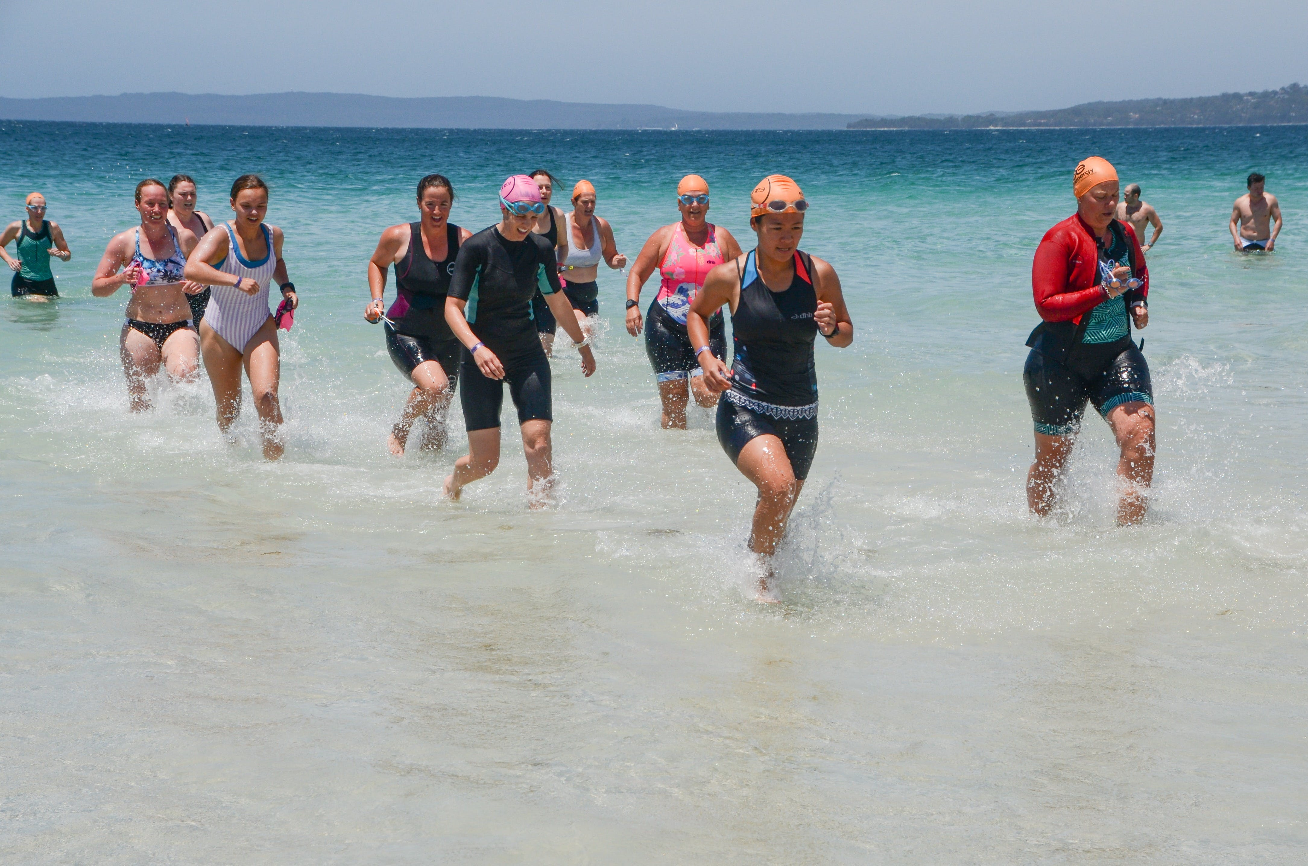 IGA Callala Triathlon Festival - Accommodation Batemans Bay