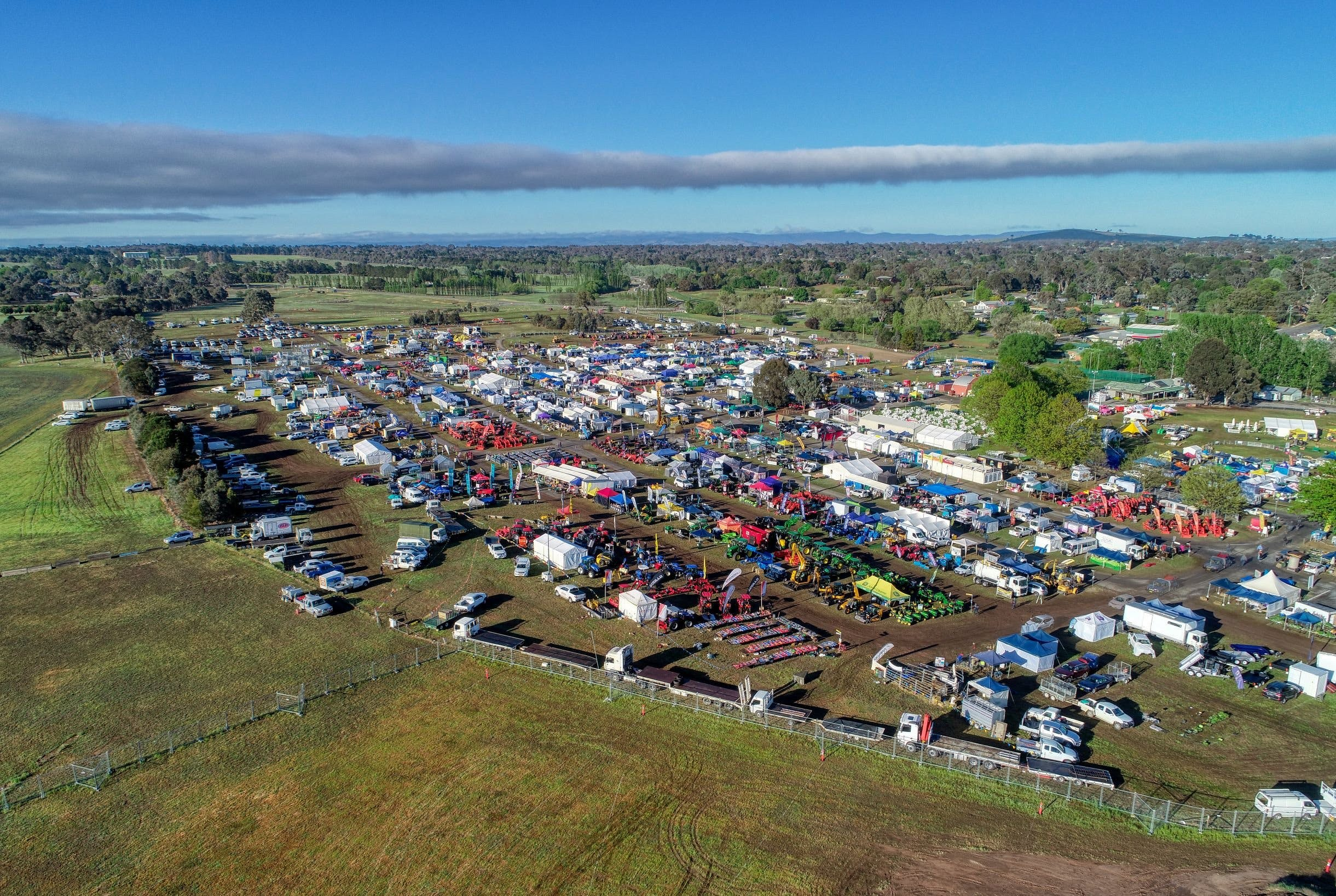 Murrumbateman Field Days - Accommodation Batemans Bay