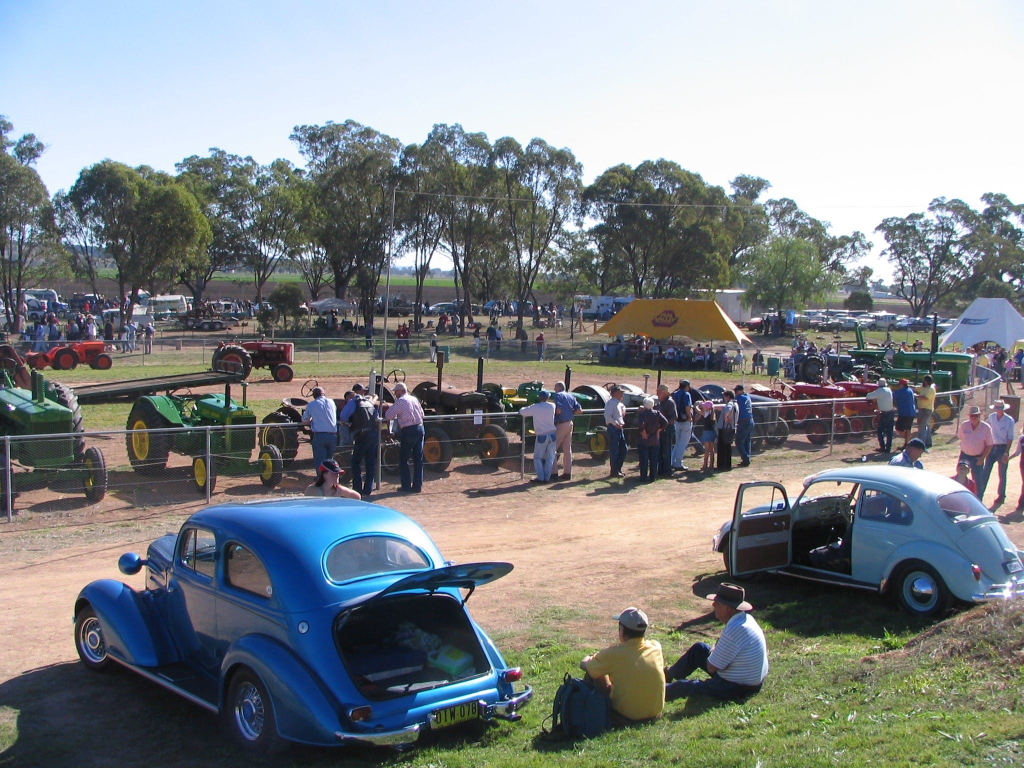 Quirindi Rural Heritage Village - Vintage Machinery and Miniature Railway Rally and Swap Meet - Accommodation Batemans Bay