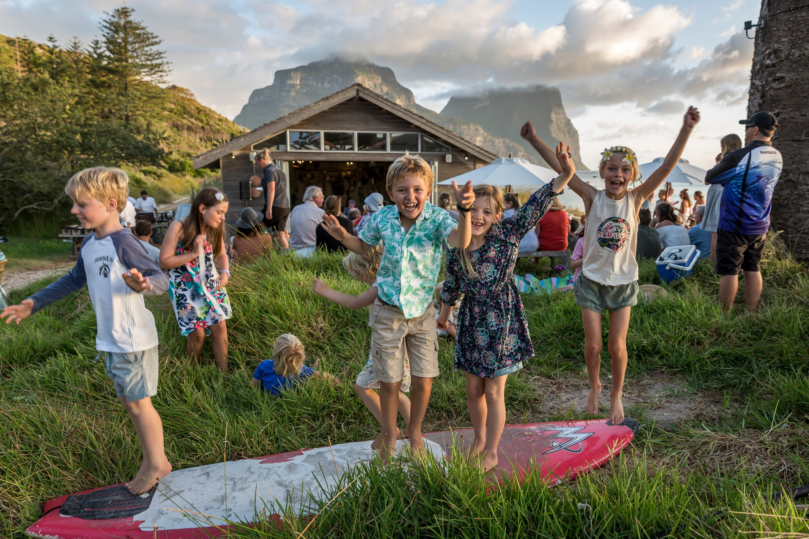 Spring Festival of Lord Howe Island - Accommodation Batemans Bay
