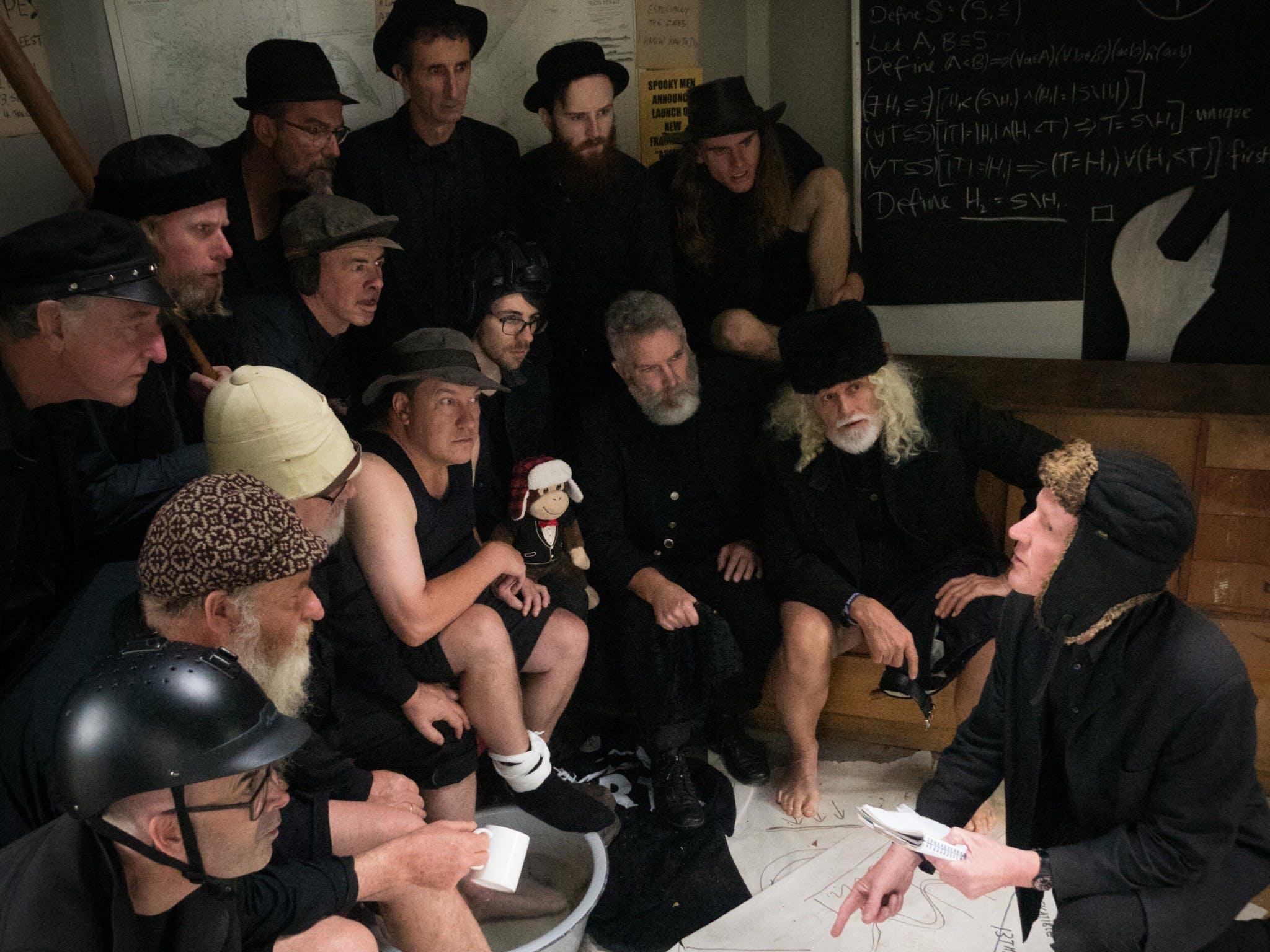 The Spooky Men's Chorale - Accommodation Batemans Bay