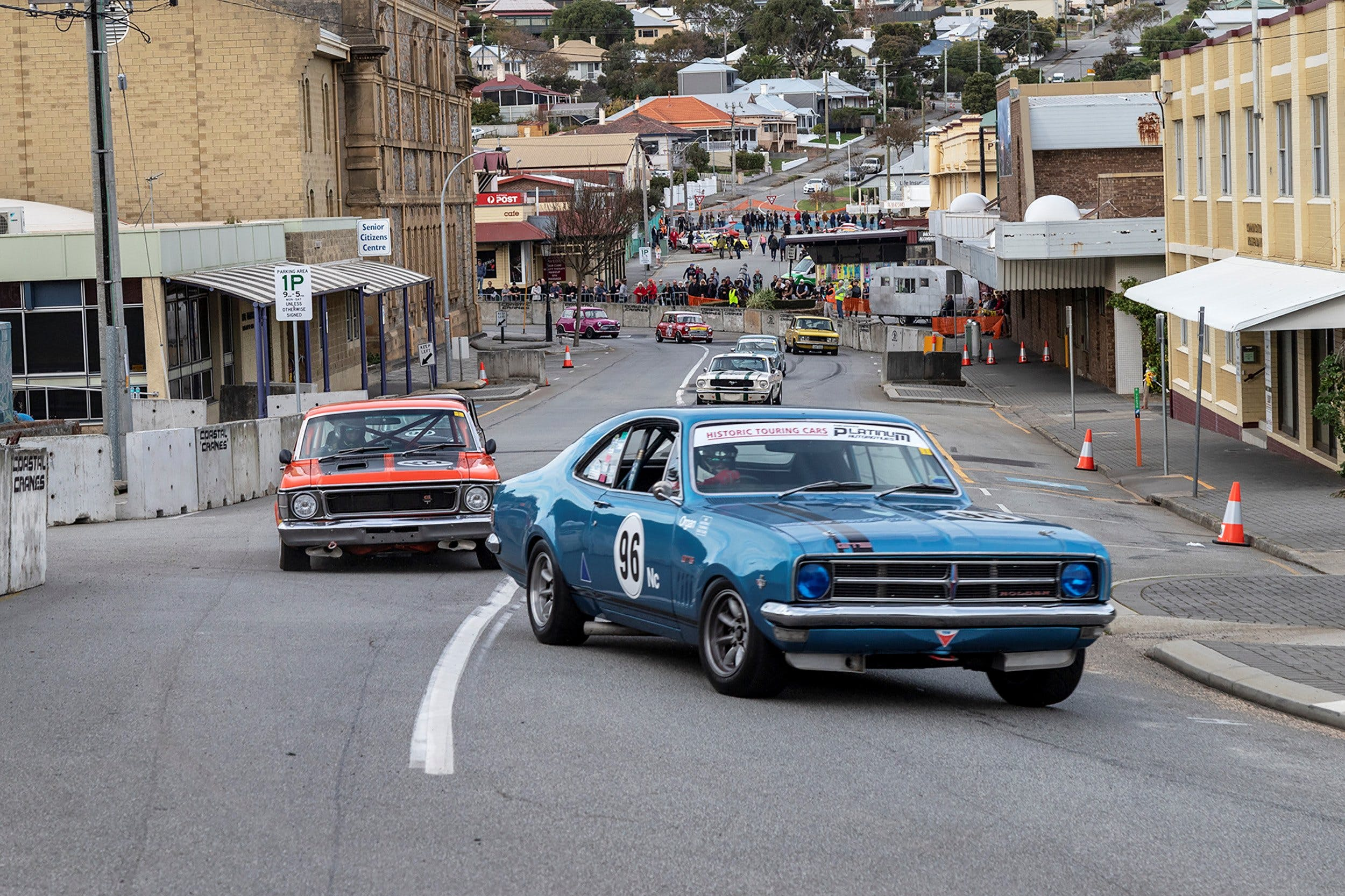 Albany Classic Motor Event - Around the Houses - Accommodation Batemans Bay