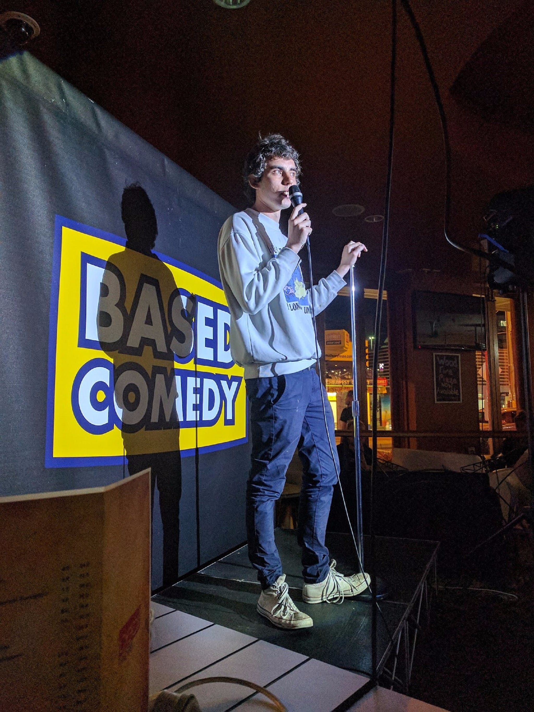Based Comedy at the Cecil Hotel - Accommodation Batemans Bay