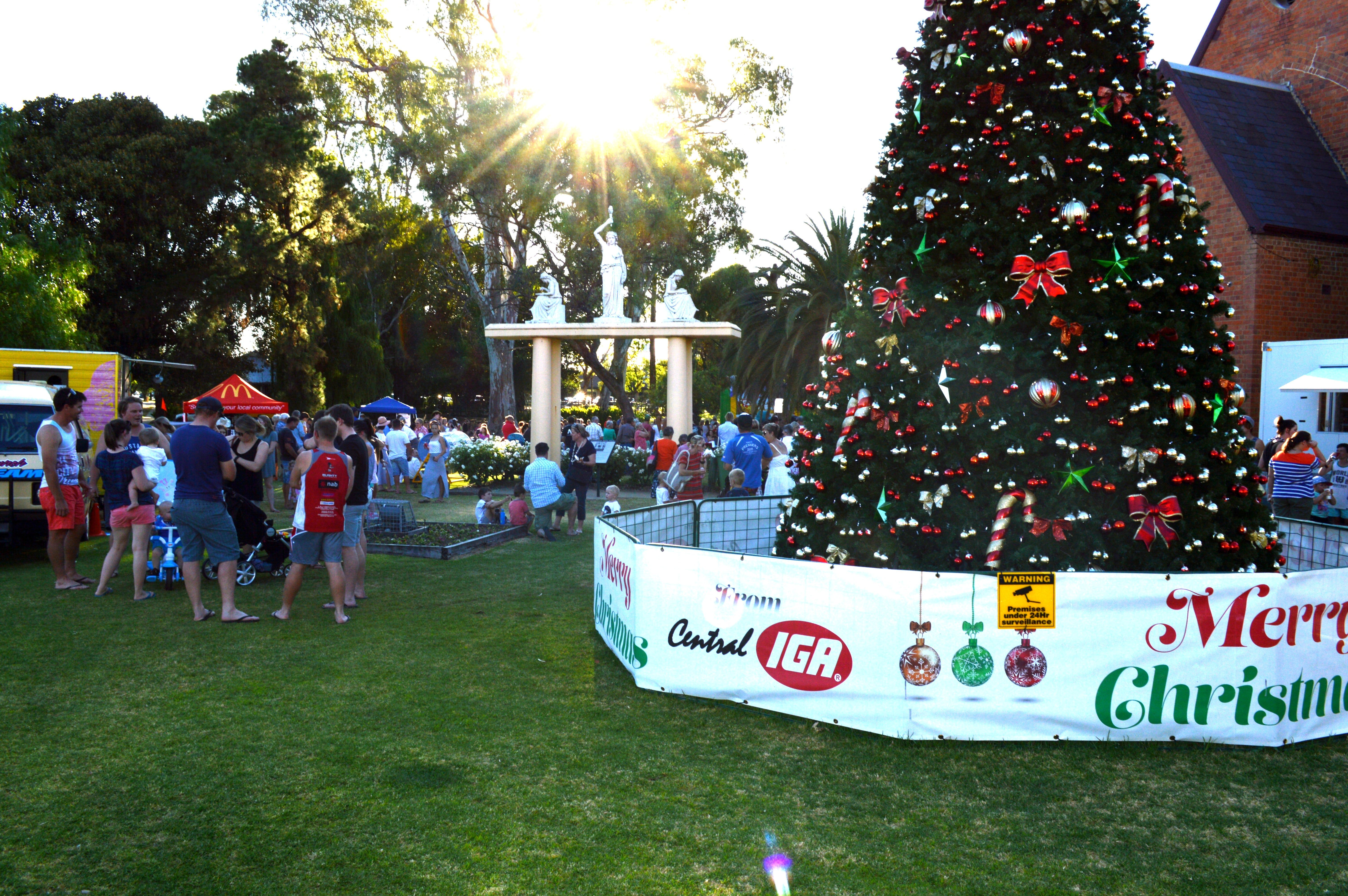 Community Christmas Party and Carols by Candlelight - Accommodation Batemans Bay