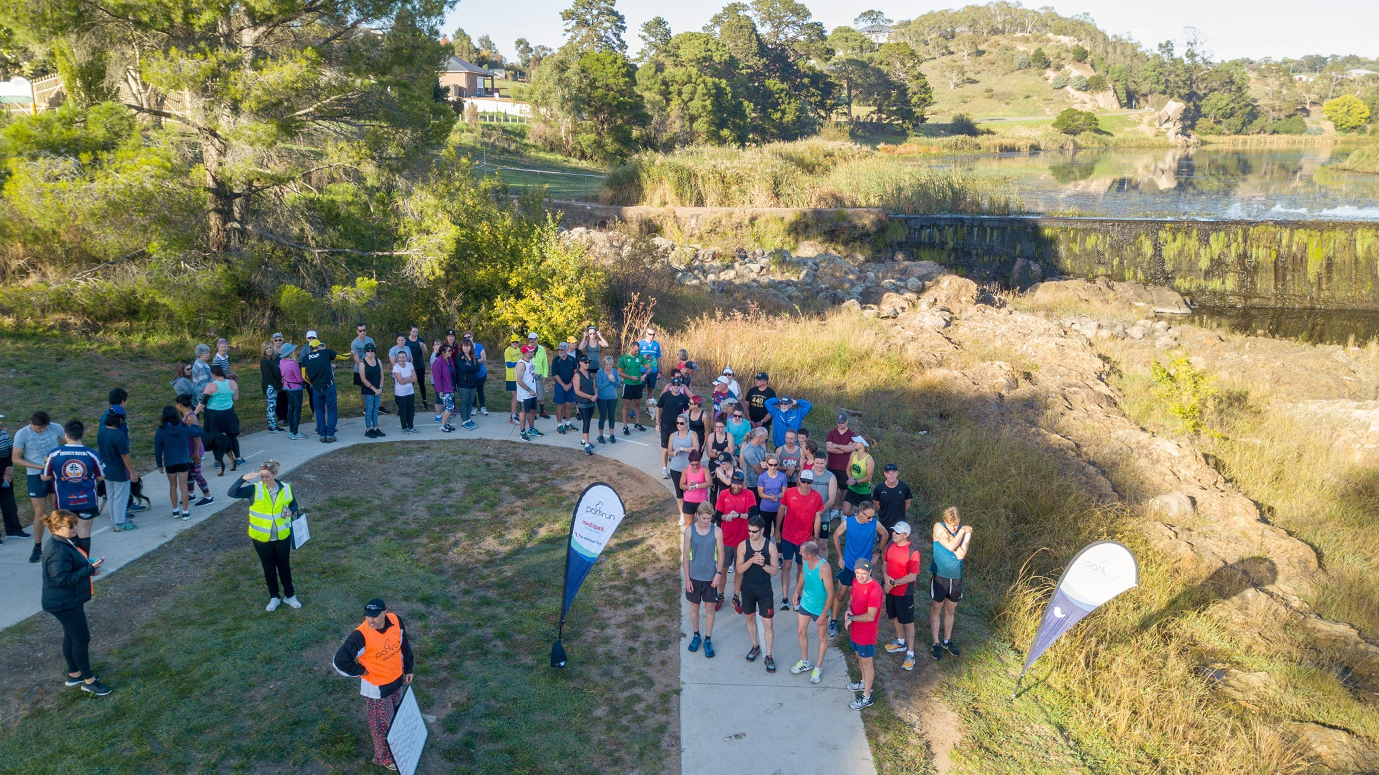 Goulburn Parkrun - Accommodation Batemans Bay