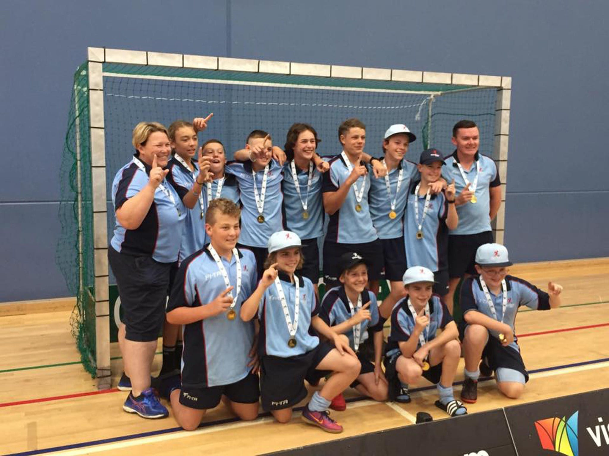 Hockey NSW Indoor State Championship  Under 18 Boys - Accommodation Batemans Bay