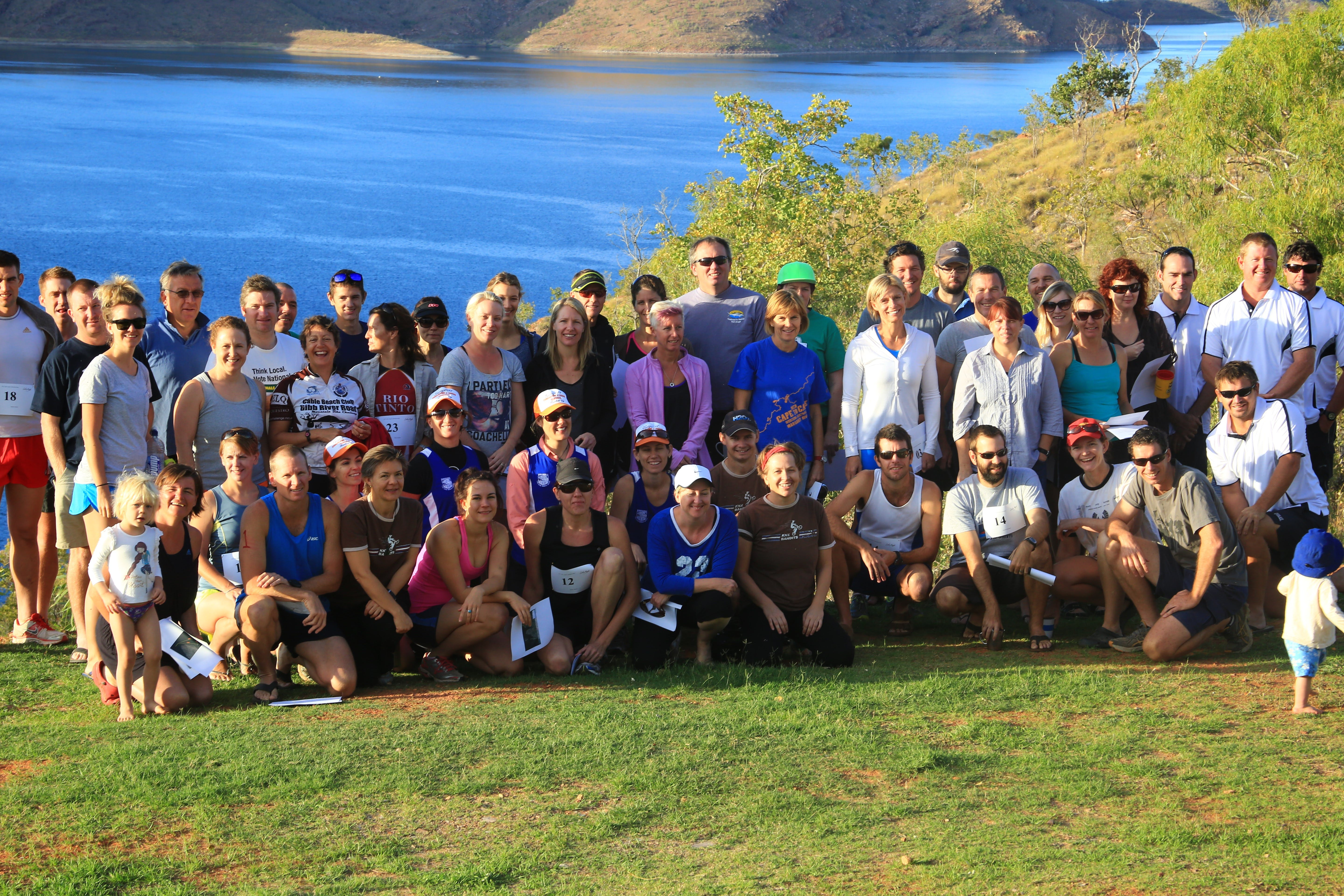 Lake Argyle Adventure Race - Accommodation Batemans Bay