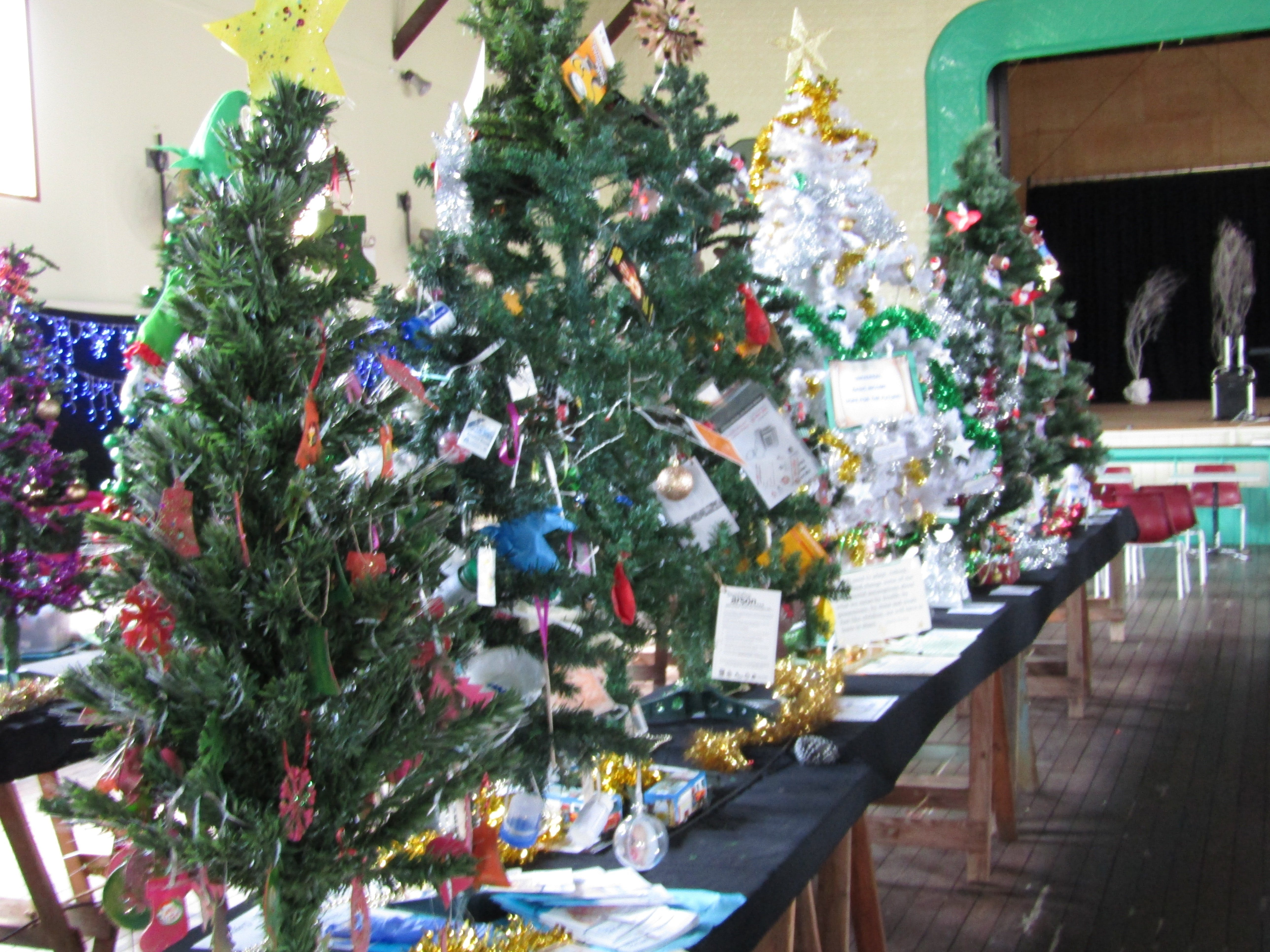 Mount Morgan Christmas Tree Festival - Accommodation Batemans Bay