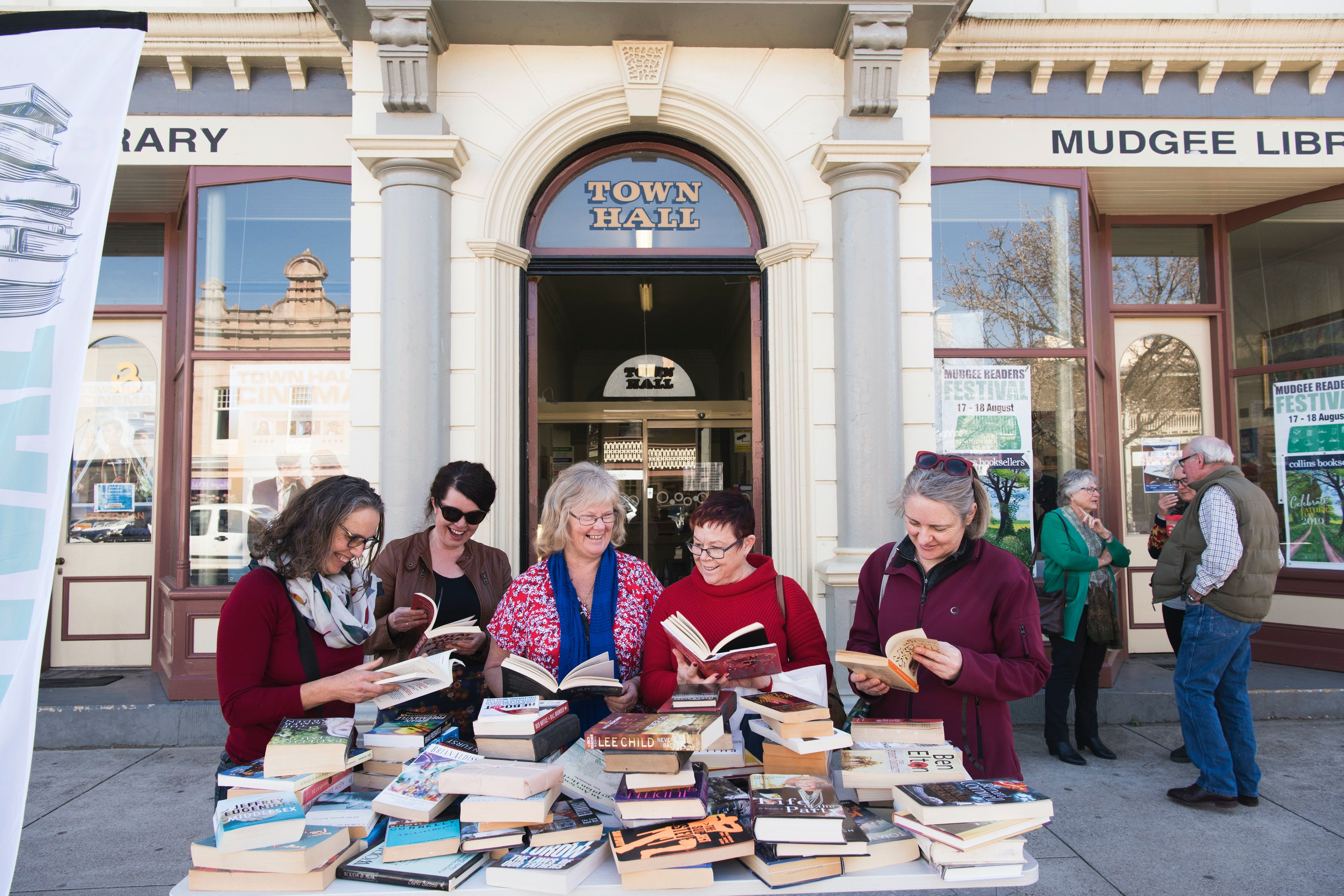 Mudgee Readers' Festival - Accommodation Batemans Bay