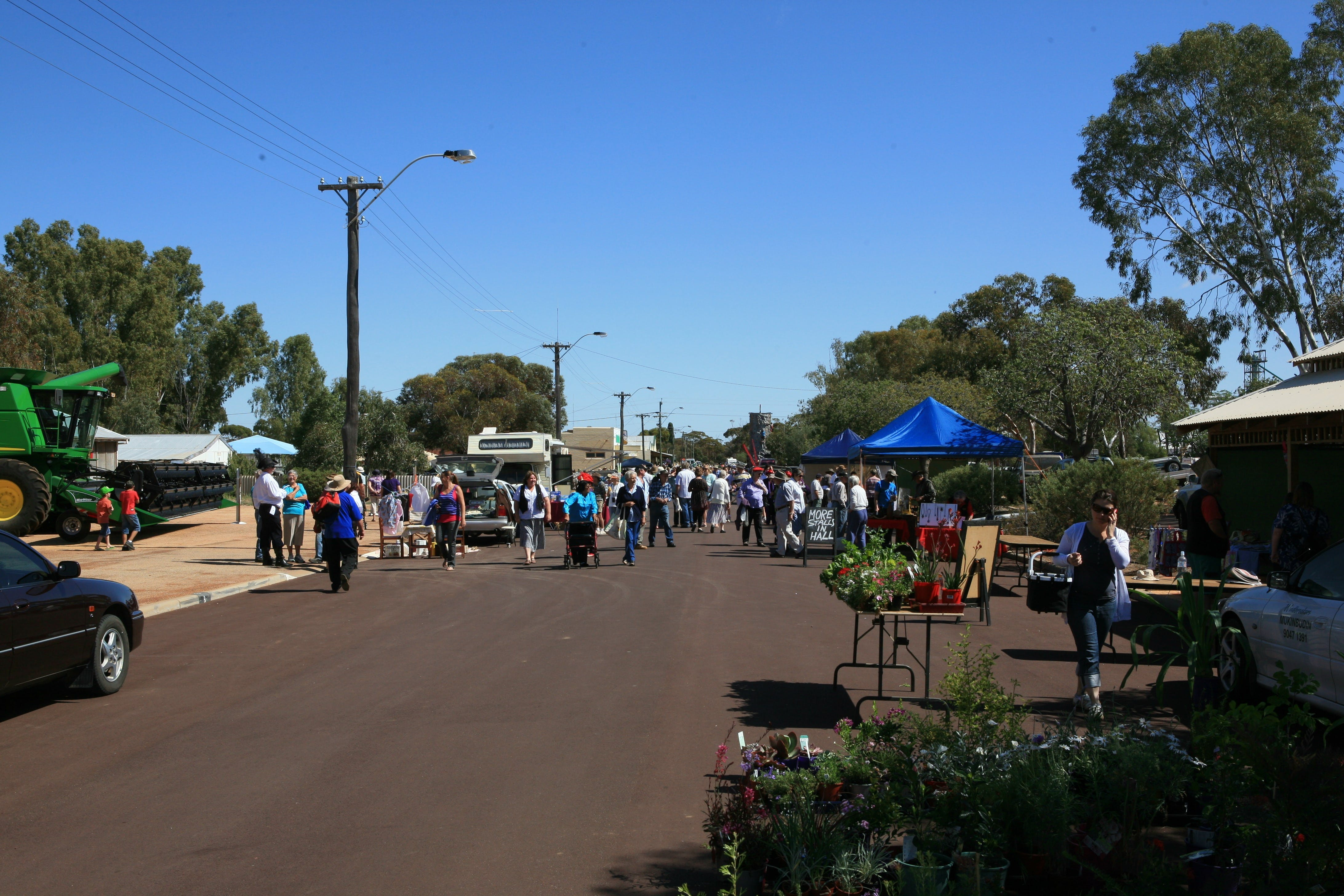 Nungarin Markets - Accommodation Batemans Bay