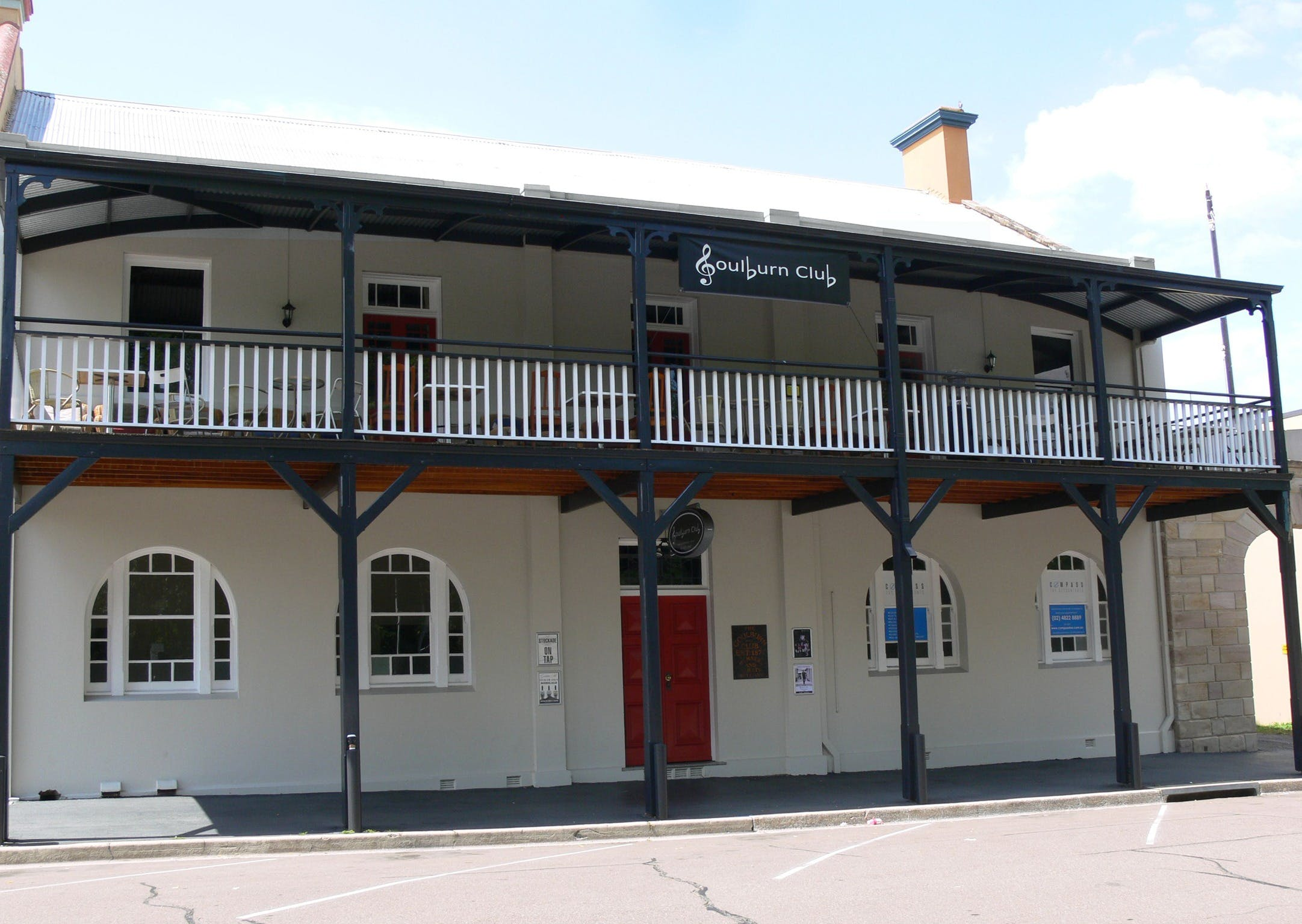 Open Mic Night at the Goulburn Club - Accommodation Batemans Bay