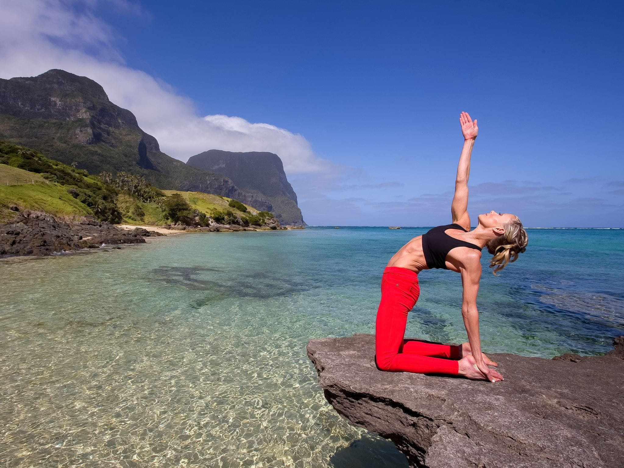 Wellness Week with Charlotte Dodson at Pinetrees Lord Howe Island - Accommodation Batemans Bay