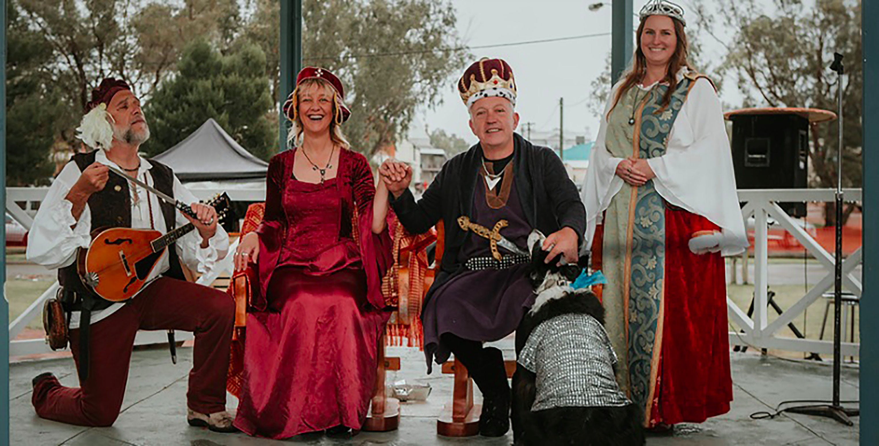 York Medieval Fayre - Accommodation Batemans Bay