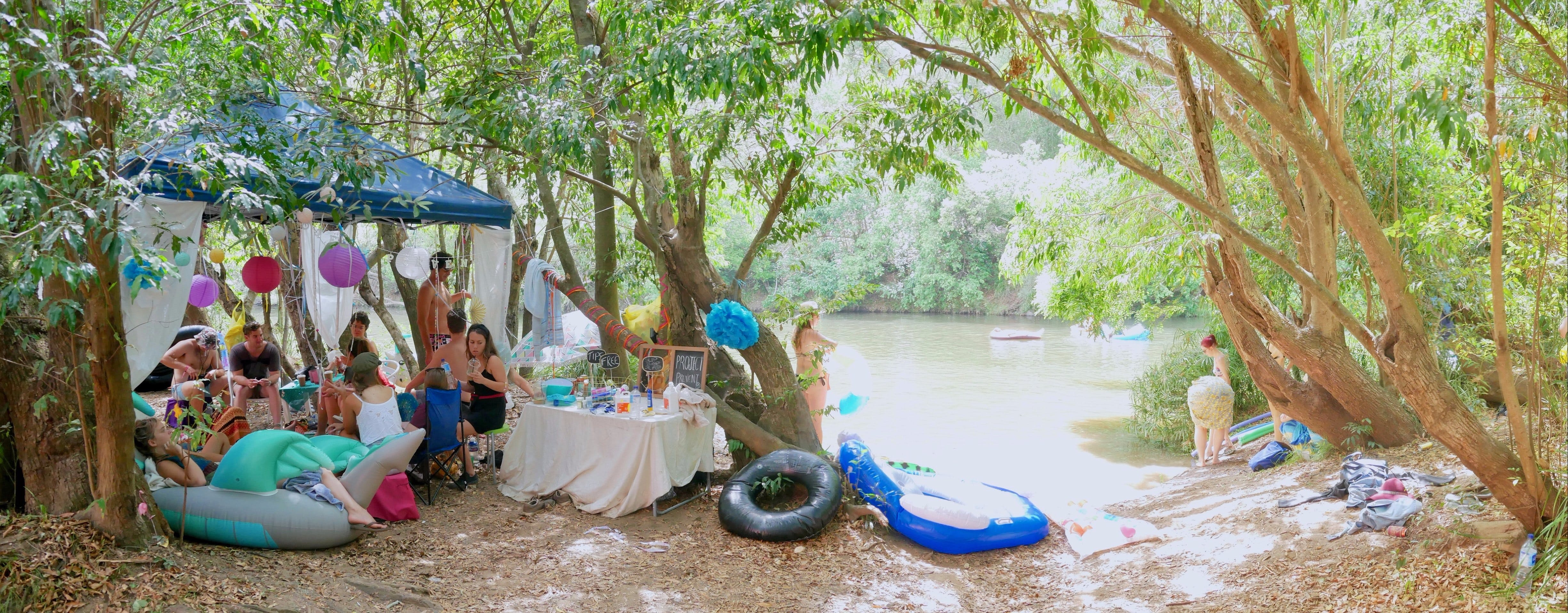 Jungle Love Festival - Accommodation Batemans Bay