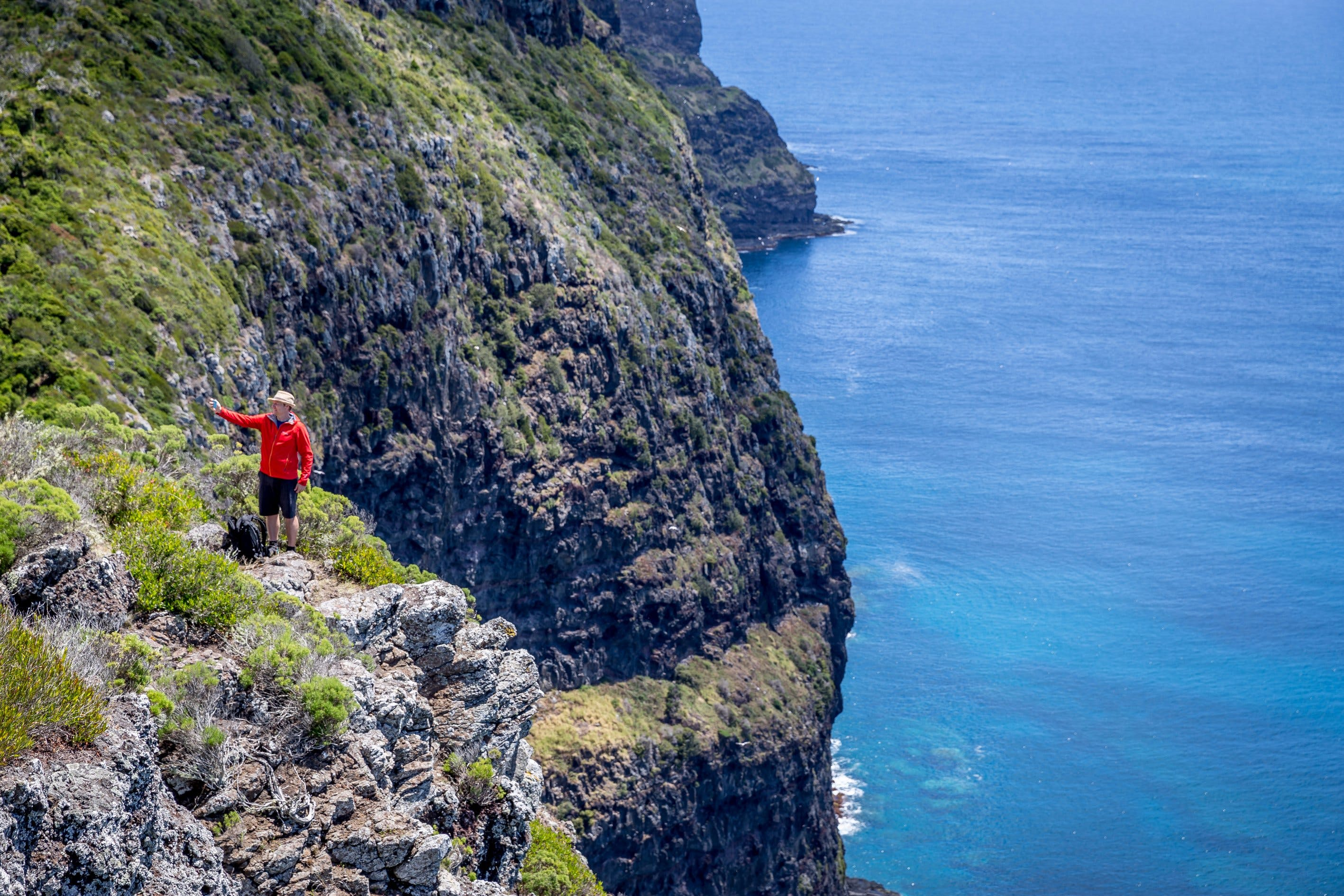 Seven Peaks Walk at Pinetrees Lord Howe Island - Accommodation Batemans Bay
