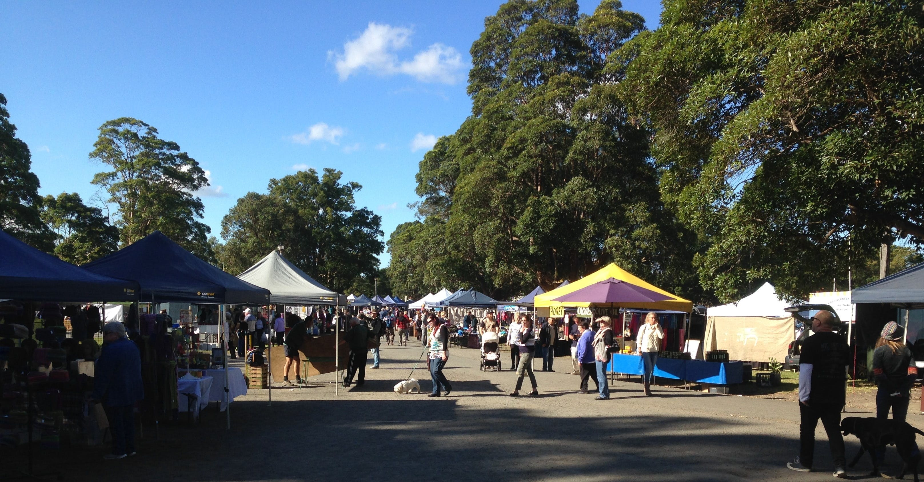 The Berry Markets - Accommodation Batemans Bay