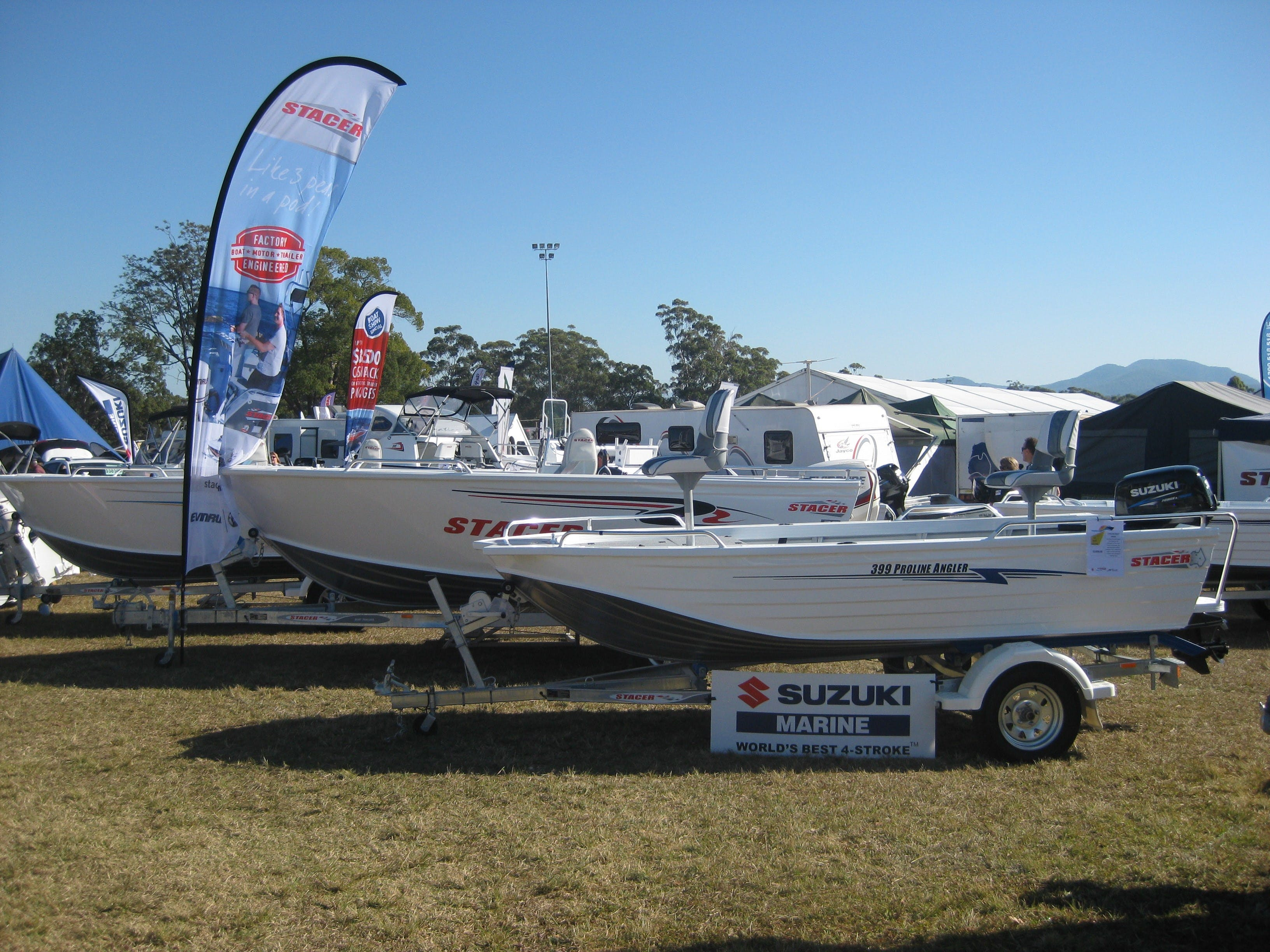 Mid North Coast Caravan Camping 4WD Fish and Boat Show - Accommodation Batemans Bay