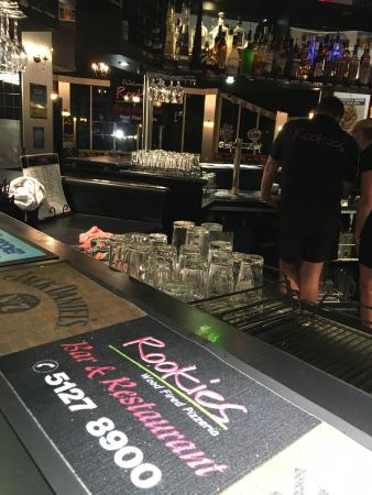 Rookies Pizzeria Bar  Grill - Accommodation Batemans Bay