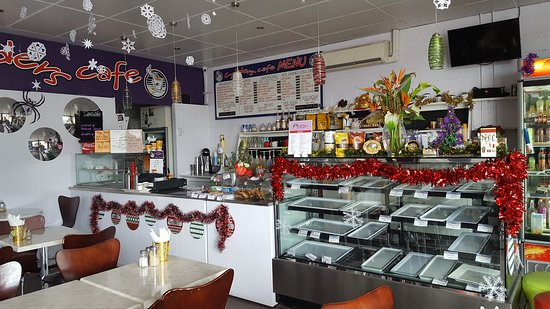 Spiders cafe - Accommodation Batemans Bay