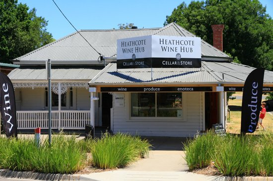 Heathcote Wine Hub - Accommodation Batemans Bay