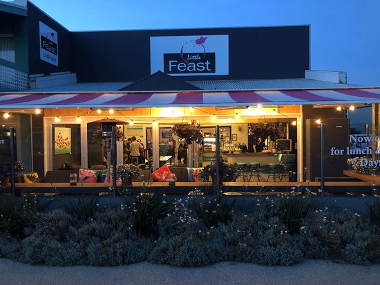 Little Feast - Accommodation Batemans Bay