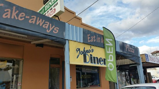 Johno's Diner - Accommodation Batemans Bay