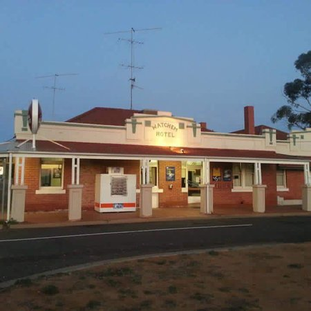 Watchem Hotel - Accommodation Batemans Bay