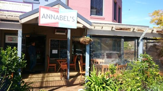 Annabel's Cafe - Accommodation Batemans Bay