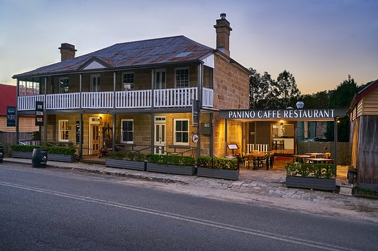 Panino Restaurant - Accommodation Batemans Bay