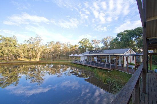 The Deck Cafe Lovedale - Accommodation Batemans Bay